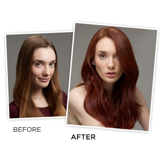 Use This Oil Before Coloring Your Hair: 50 Best Before + Afters Images On Pinterest