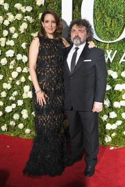 Tina Fey and husband Jeff Richmond arrive at the Tony Awards at Radio City Music Hall in New York Ci... - Dimitrios Kambouris/Getty Images for Tony Awards Productions)/Getty Images for Tony Awards Productio...