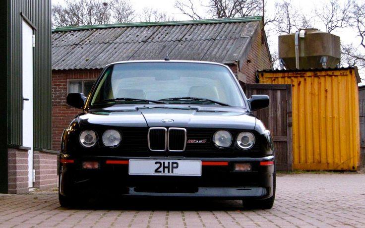 E Car >> Alpina B6 3.5S (E30) | /// BMW \\ | Pinterest | E30, Bmw e30 and BMW