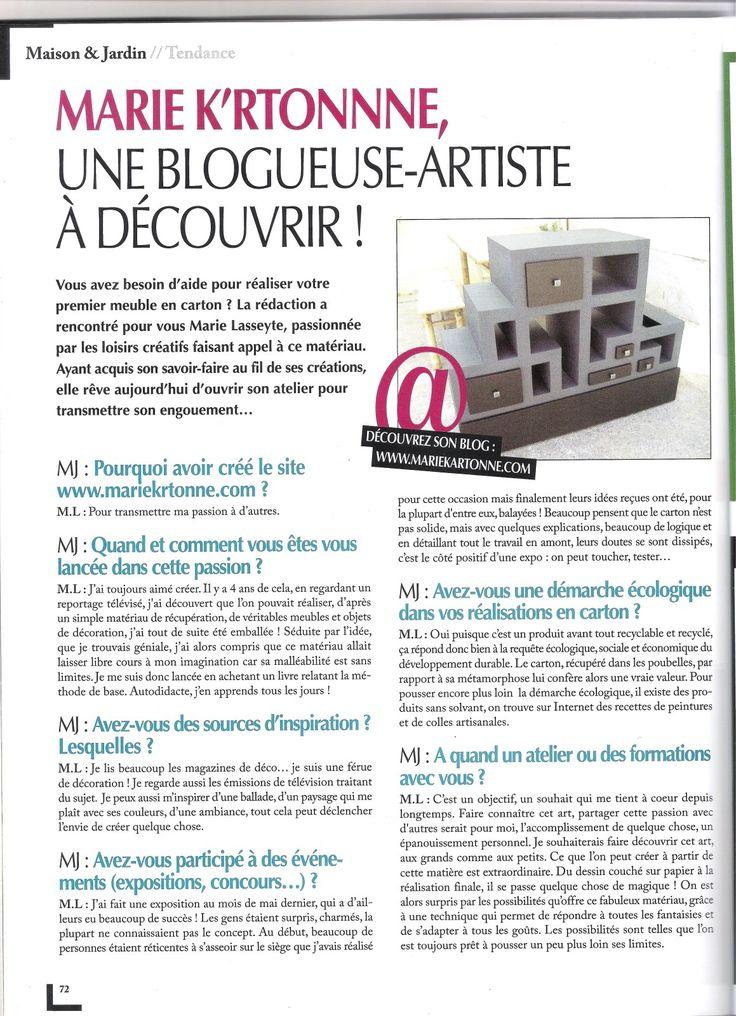 1198 best muebles carton images on Pinterest Cardboard furniture - Fabriquer Une Chambre Noire En Carton