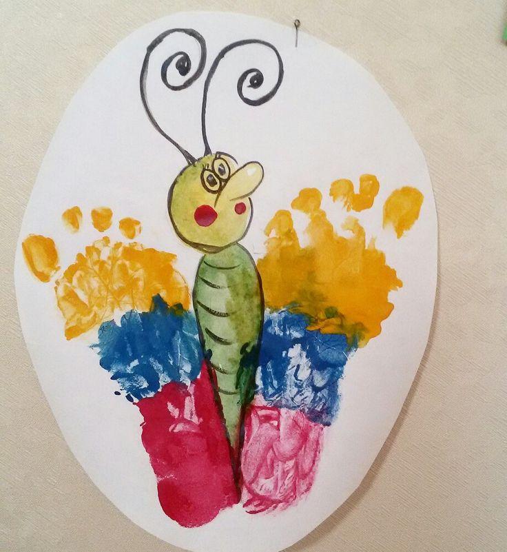 Бабочка красавица!)))