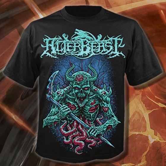 "Image of ALTERBEAST ""Gut Monster"" T-Shirt"