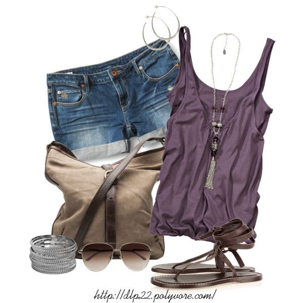"""""""Summer"""" by dlp22 on Polyvore"""