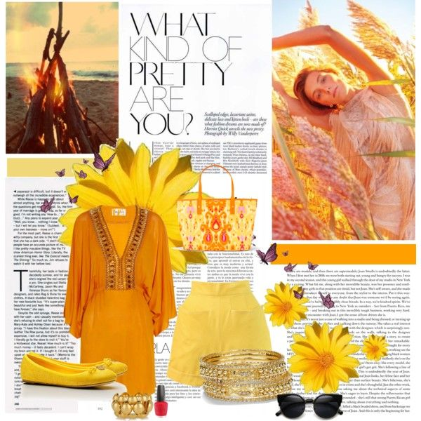 """""""Summer Fire"""" by auburnroguefashion on Polyvore"""