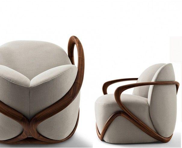 Кресло Hug Кресло, Мебель и Итальянская мебель