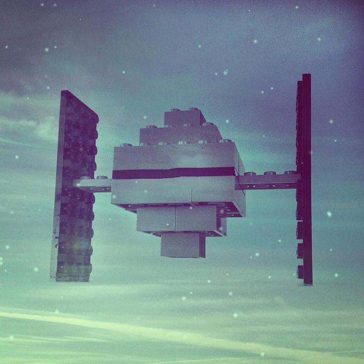 Legoscapes by Trent Walton   Inspiration Grid   Design Inspiration