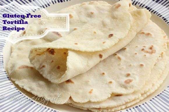 Best tasting gluten free tortilla recipe. Make burritos, tacos, quesadillas. Pack for lunches. Grain free. Made with almond flour & tapioca.