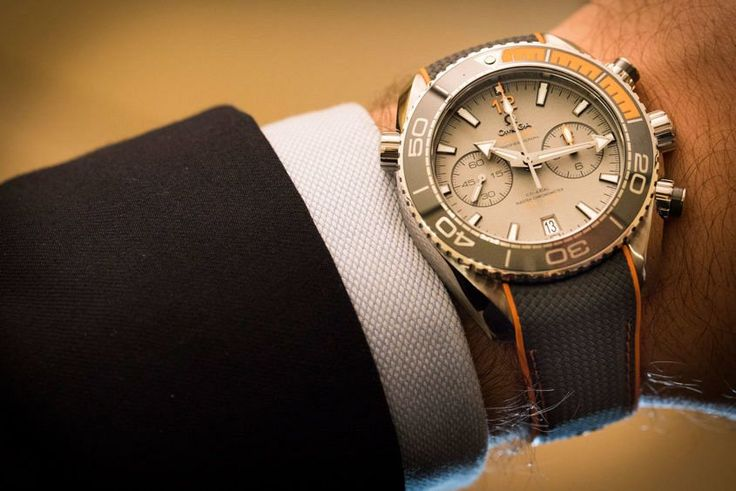 GONE IN 60 SECONDS: Large and in charge – the Omega Seamaster Planet Ocean Master Chronometer Chronograph in titanium video review