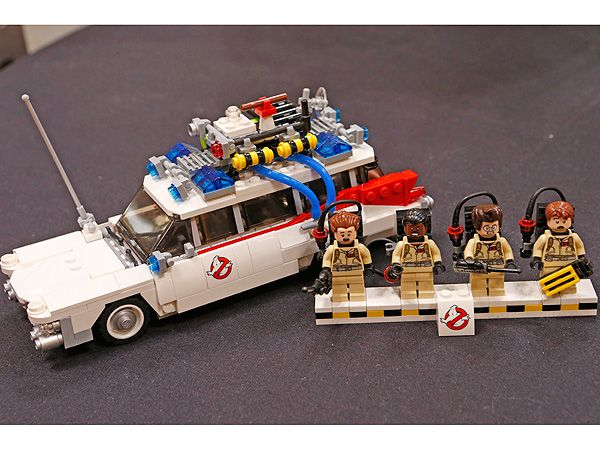 Ghostbusters, Star Wars and The Lego Movie Sets Are Making 2014 the Best Lego Year Ever| LEGO, Ghostbusters, The LEGO Movie, Star Wars, Lego...