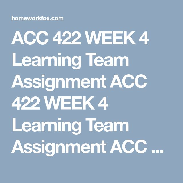 week 4 mgmt340 assignment Ece 313 week 4 assignment children's story  knowing how to address a variety of situations in the early childhood setting and effectively partnering with parents to do so are important skills for all teachers and caregivers.