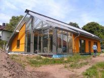 Preview Bio-Solar-House příklad, ocelový dům 11001
