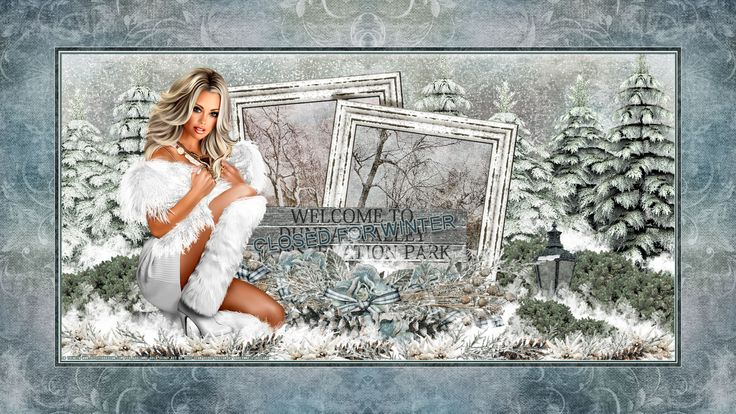 Adrienne´s Designs: Laura/Hush Of Winter