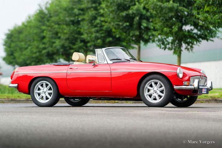 MG MGB roadster, 1974 - Welcome to ClassiCarGarage