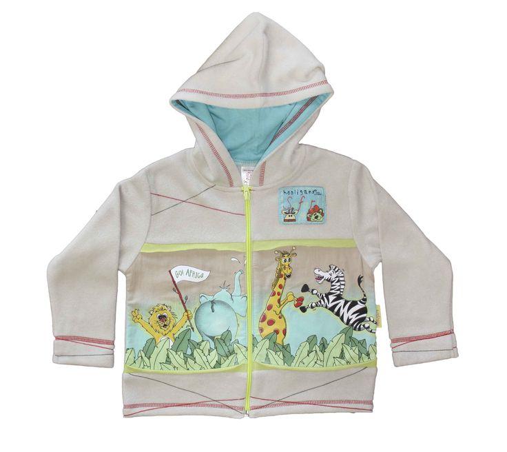 Go! Africa Polar Fleece Jacket