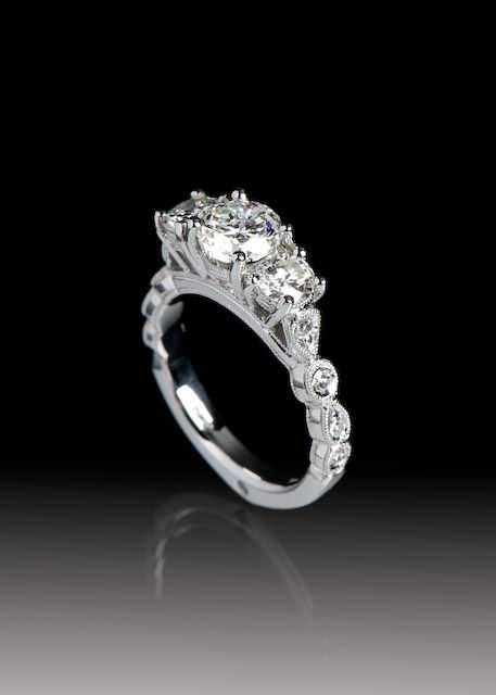 17 best images about simple engagement rings on