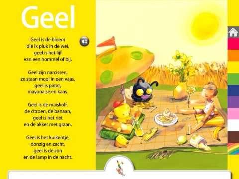 * Pigmentus de kleurentovenaar. Voorleesverhalen en gedichten over kleuren en sprookjes. Kinderen kunnen zelfstandig luisteren. iPad app bij het gelijknamige boek.