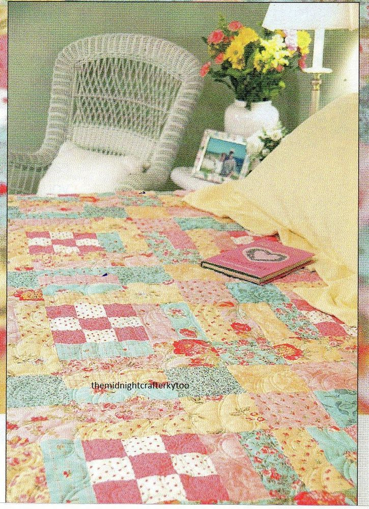 Sophia's Song Quilt Pattern Pieced GR