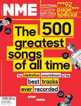 La revista NME elige la mejor canción de todos los tiempos