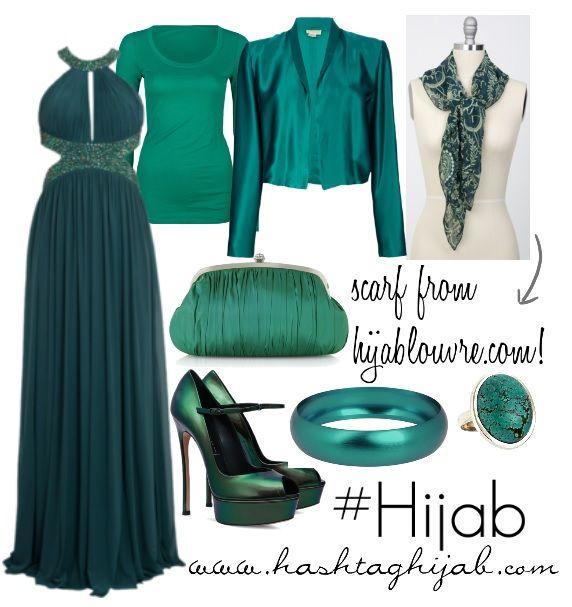 Hashtag Hijab Outfit #52 @hijab Louvre