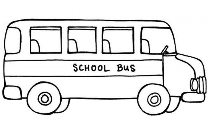 preschool school bus coloring pages | Get This Printable School Bus Coloring Pages dqfk16 ...