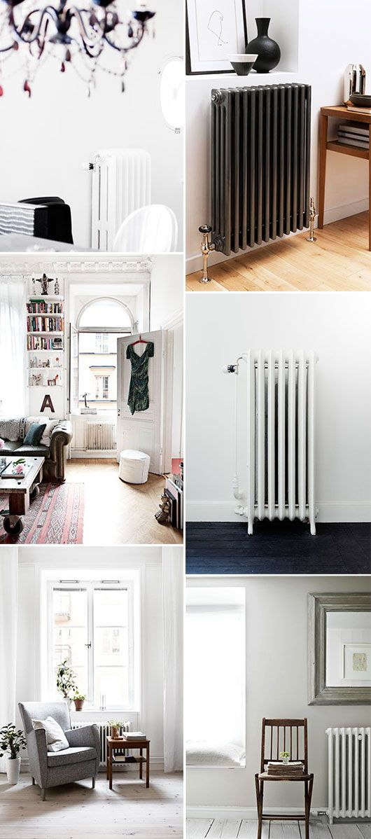 These awesome radiators make us wish we had a need for heaters in Florida! Kristen's pick!