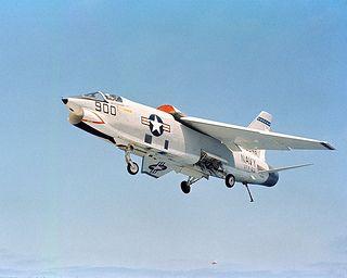 Vought RF-8A Crusader CVA-41