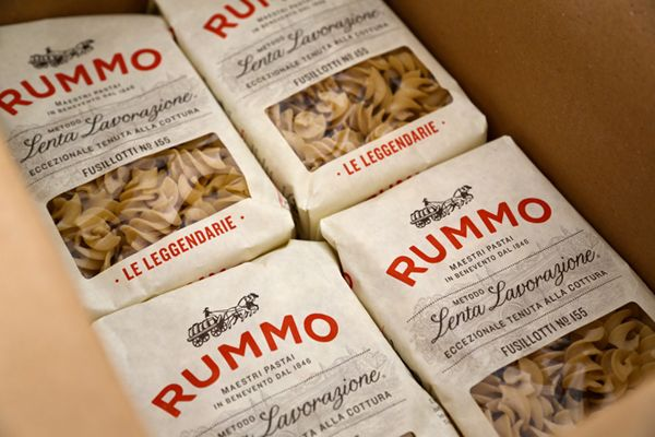 Rummo designed by Irving and Co.