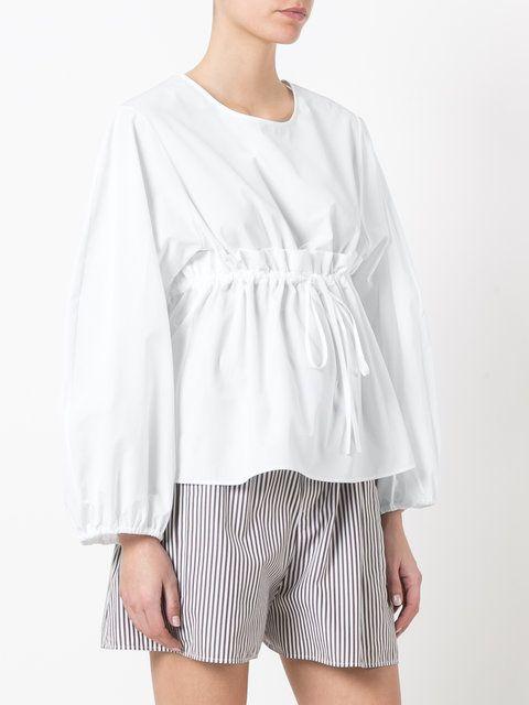 <b>Ports 1961</b> блузка со сборками | <b>платья</b> | Блузки, Женщина и ...
