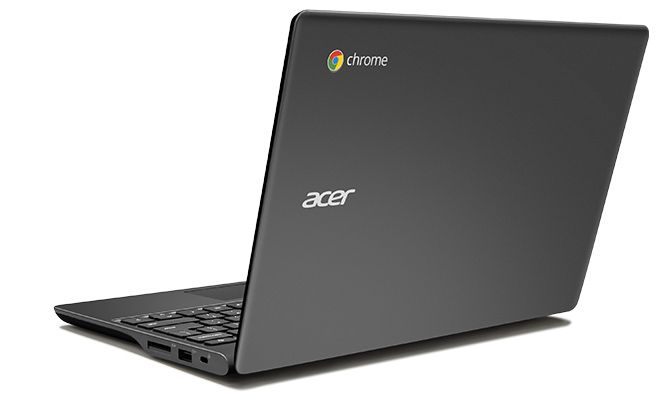 Acer C720 Chromebook is launched.