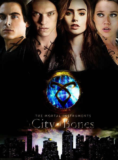 Welcome to the City of Bones!