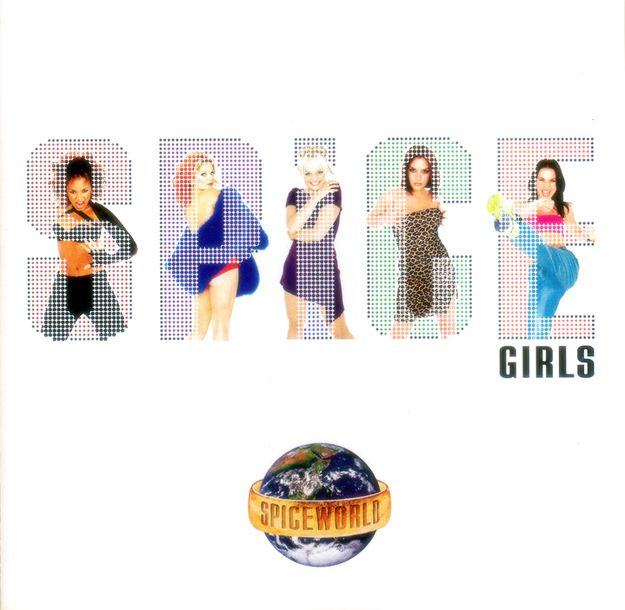 """Spice Girls, """"Spice Up Your Life"""" 