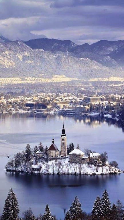 South Stream, Bled, Slovenia