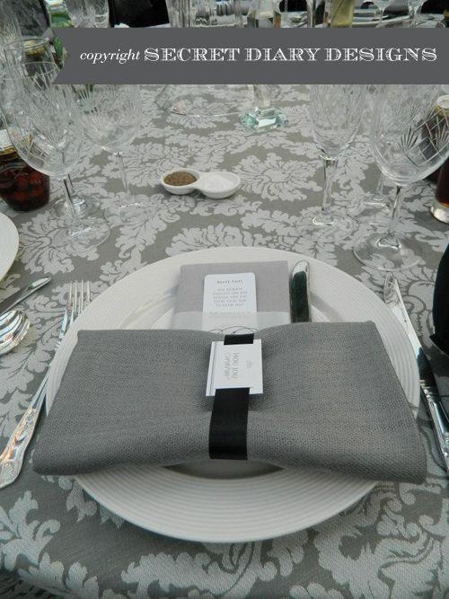 Pashmina gift favour by http://www.secretdiary.co.za - We ship internationally!