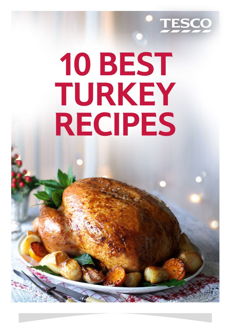 Turkey is one of the great stars of the Christmas dinner spread so we've picked out our 10 best turkey recipes to help inspire you this year | Tesco