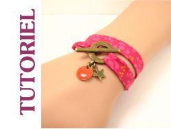 Mon bijou facile: Bracelet motif et cie