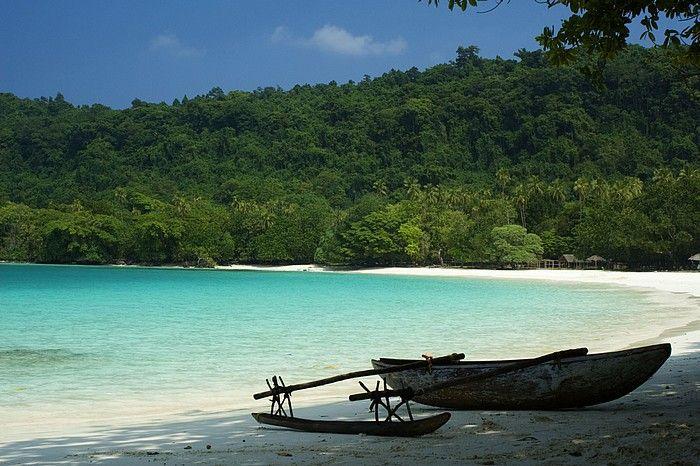 Champagne Beach, Vanuata - one of the worlds best beaches. #travel #vacation #beach