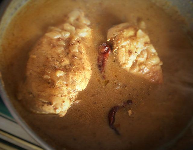 Murgh Masala Recipe for delicious chicken in an Indian curry sauce