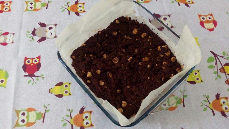 I miei Brownies senza zucchero