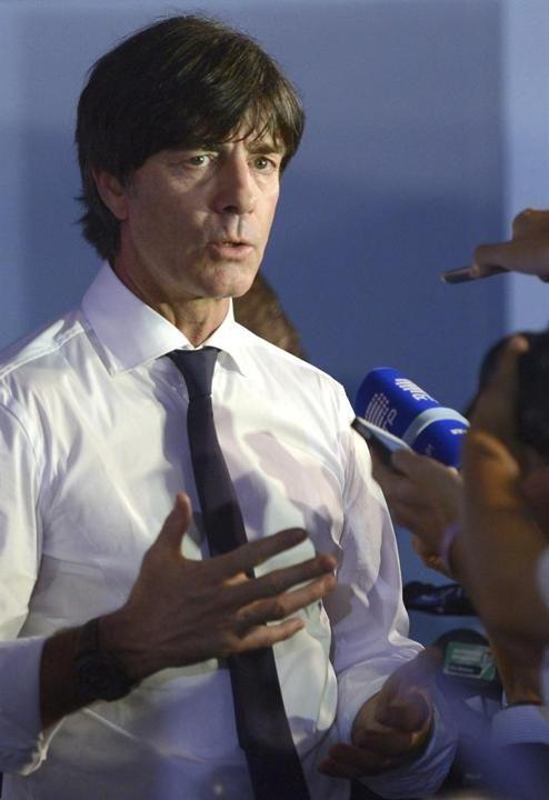 DPA08 COSTA DO SAUÍPE (BRASIL), 06/12/2013.- El seleccionador alemán Joachim Löw hoy, viernes 6 de diciembre de 2013, durante el sorteo del ...