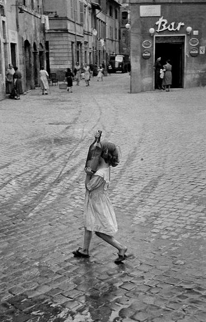 Rome (1952), Italy | Henri Cartier-Bresson - Photography