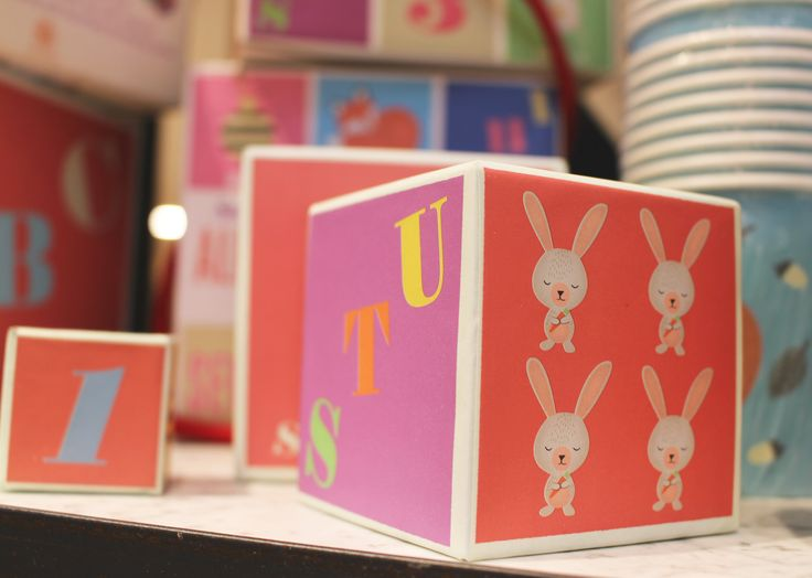 Unique range of gifts for children from Warings at Home