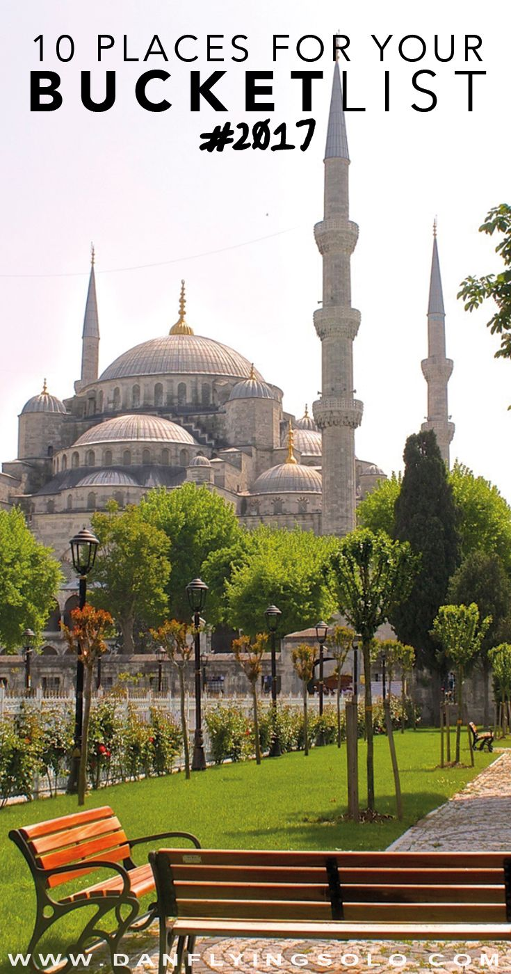 #6 Istanbul, Turkey