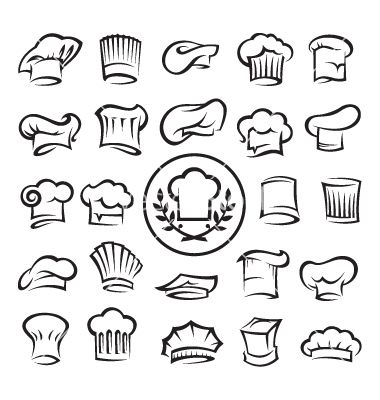 Google Image Result for http://www.vectorstock.com/i/composite/59,06/set-of-chef-hats-vector-385906.jpg