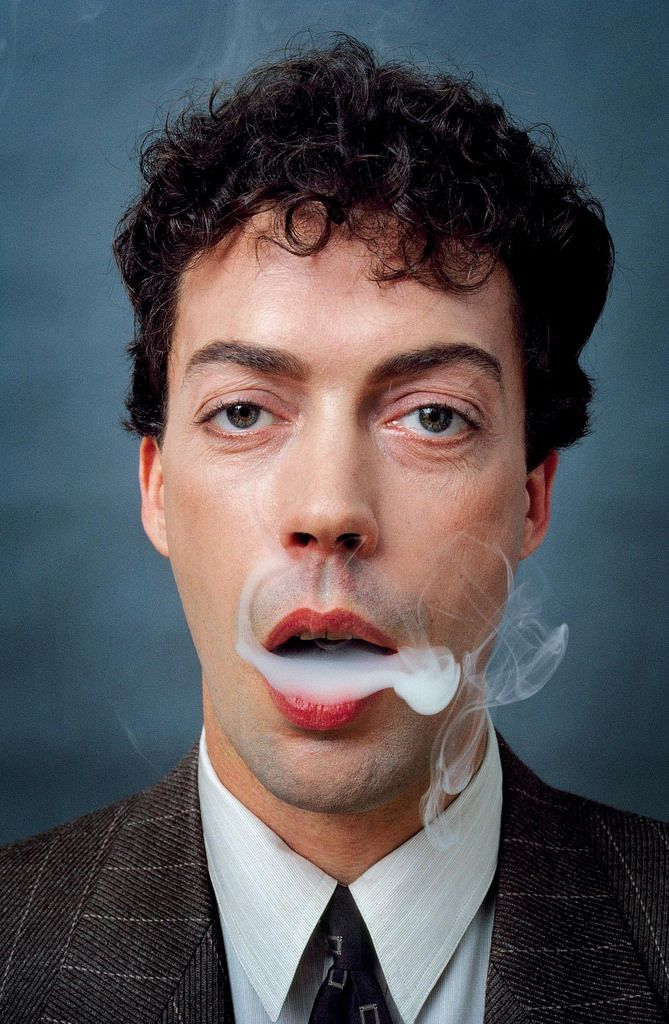 I have a ridiculous amount of respect and adoration for Tim Curry <3