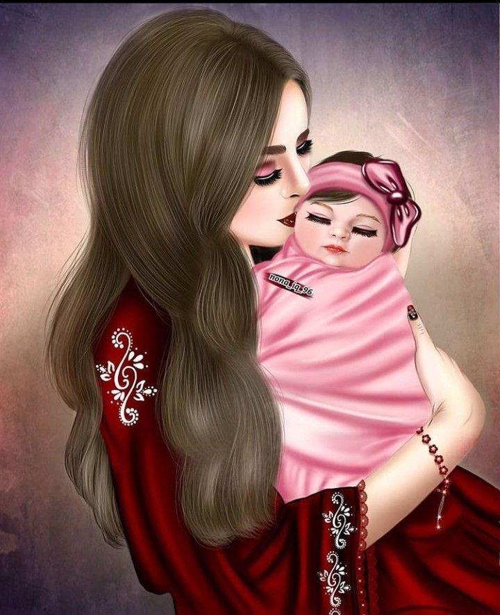 Pin By Aatika Farooqi On Art Sarra Art Cute Cartoon Girl Girl Cartoon