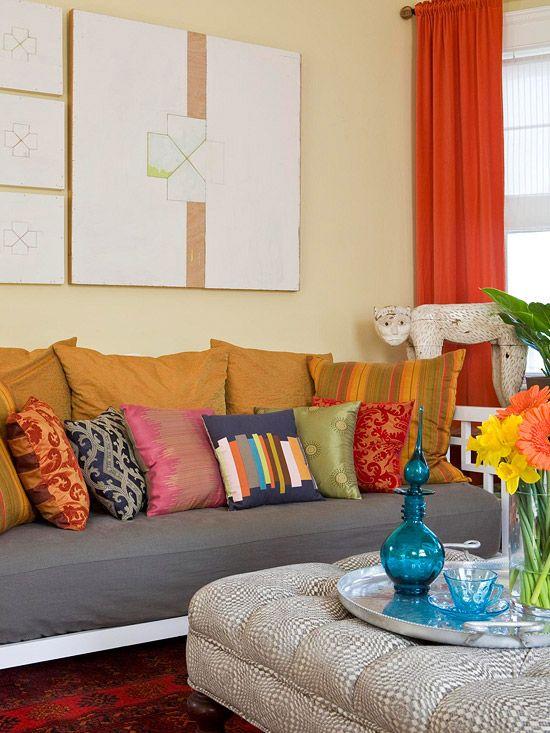 Die besten 17 Bilder zu New living room auf Pinterest Graue Sofas