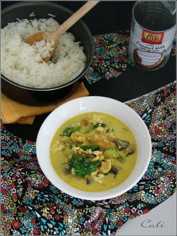 Curry de Tofu & Légumes 002