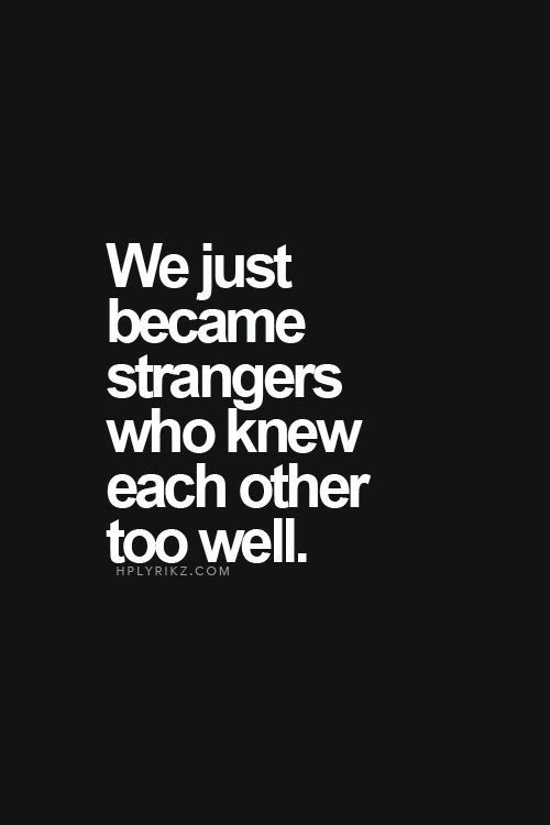 Once was bffs now strangers how amaizing is this world
