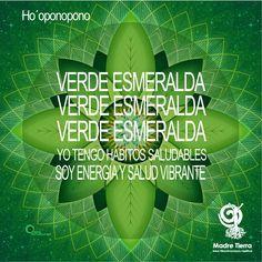 verde esmeralda hoponopono - Buscar con Google