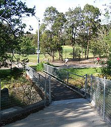 Gardiners Creek Trail - Wikipedia, the free encyclopedia